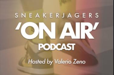 Sneakerjagers On Air - Sneakerjagers On Air: Kraantje Pappie, Valerio Zeno & Frank van Outsole
