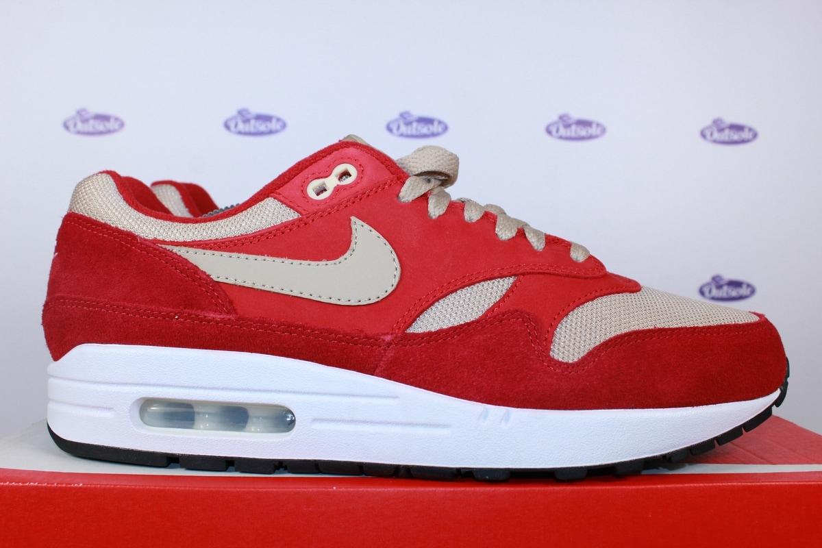 Nike Air Max 1 Premium Red Curry