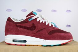 Nike Air Max 1 Premium Patta Cherrywood Burgundy 41 3 252x167 - Outsole