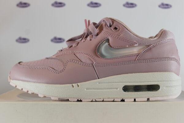 nike air max 1 jp plum chalk pink 405 2 600x400 - Nike Air Max 1 JP Plum Chalk Pink