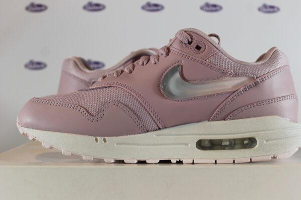 nike air max 1 jp plum chalk pink 405 6 600x400 - Nike Air Max 1 JP Plum Chalk Pink