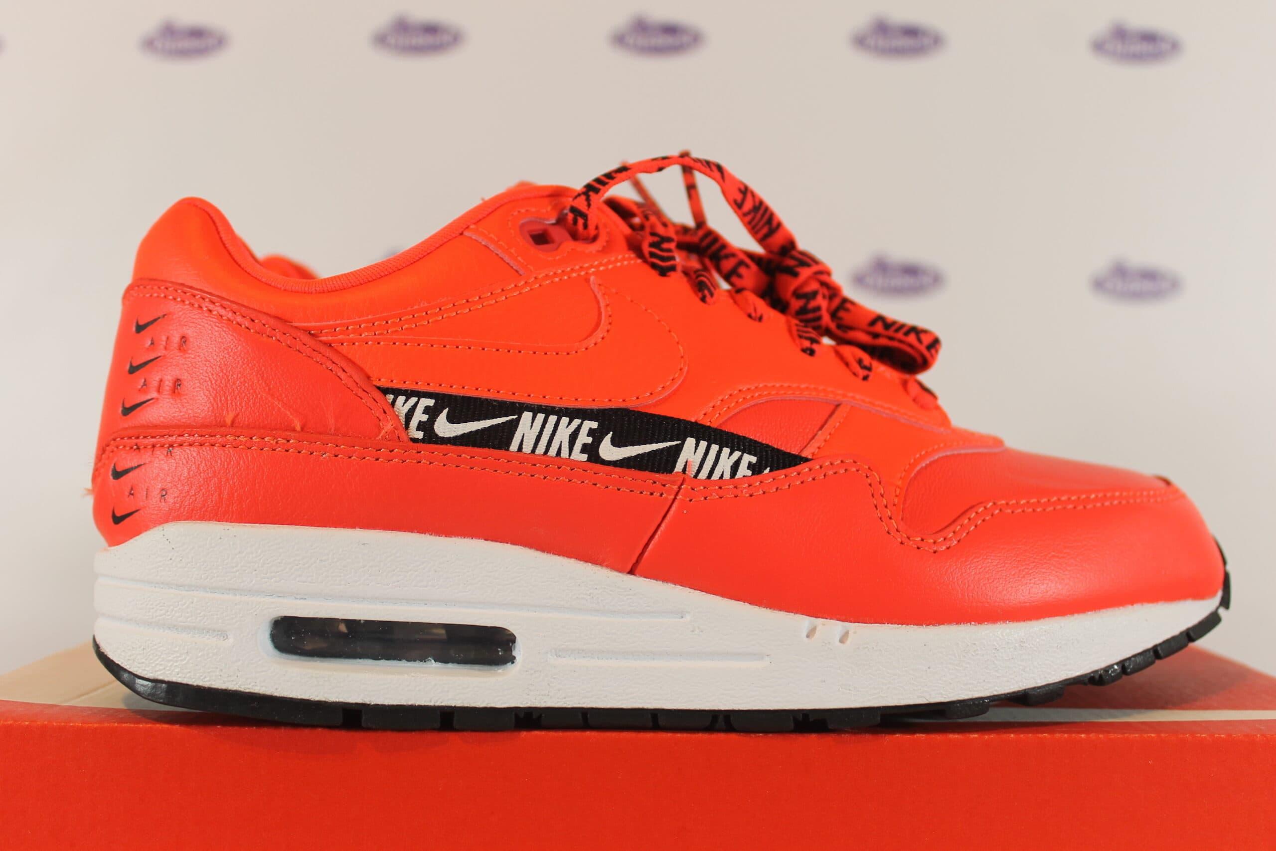 La Internet carne de vaca Violeta  Nike Air Max 1 SE Just Do It Bright Crimson | ✅ Online at Outsole