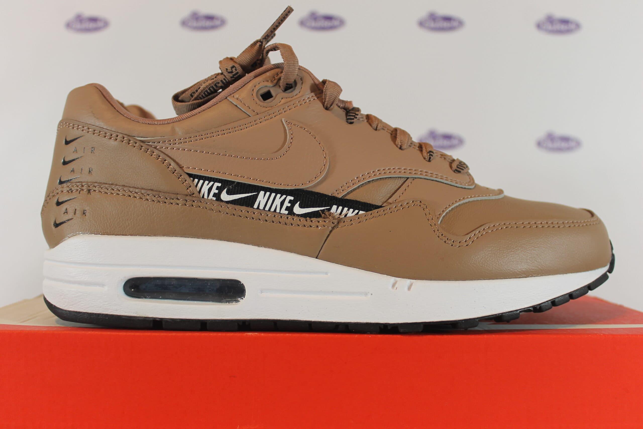 Vueltas y vueltas Solenoide hacerte molestar  Nike Air Max 1 SE Just Do It Light Desert Dust | ✅ Online at Outsole