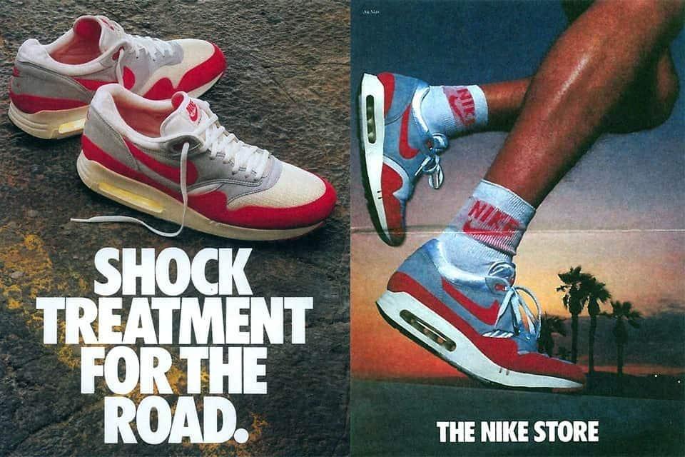 Nike Air Max 1 1987 OG by Outsole magazine - AIR MAX DAY - De geschiedenis van de Nike Air Max 1