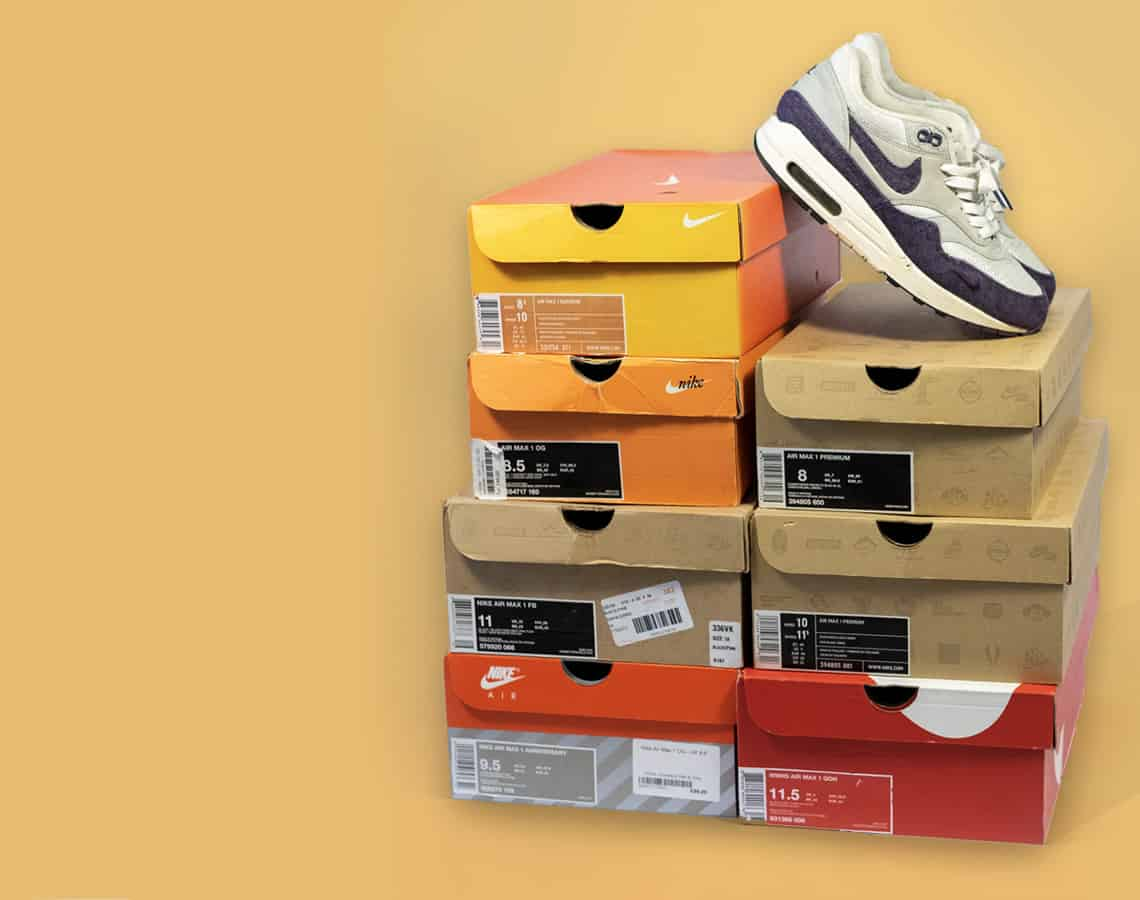 Nike Air Max 1 Boxes Outsole - Outsole