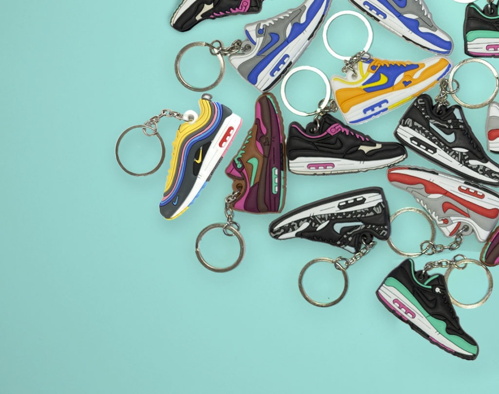 Nike Air Max 1 Keychains Sleutelhangers Outsole - Outsole