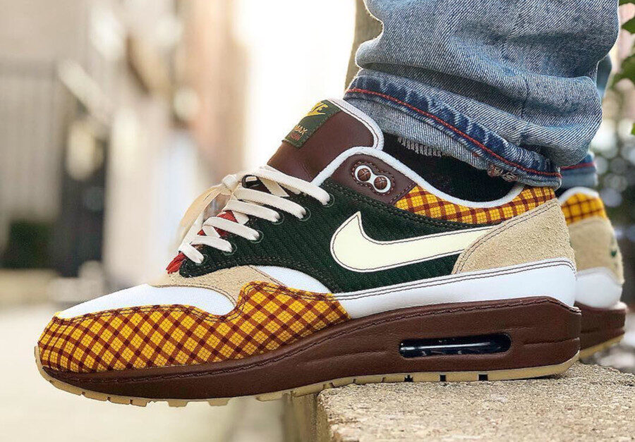 NIke Air Max 1 Susan Missing LInk FF e1619165780971 - All Nike Air Max 1 & 90 Hyperstrikes and Friends & Family releases