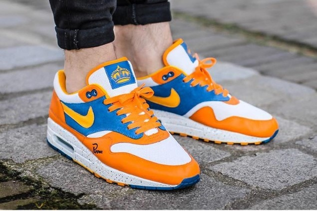Nike Air Max 1 Hyperstrike Albert Heijn Parra Outsole - Outsole