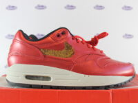 nike air max 1 red gold sequin 375 1 200x150 - Nike Air Max 1 Red Gold Sequin