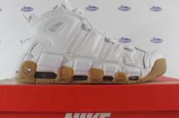 nike air more uptempo white gum 44 1 252x167 - Nike Air More Uptempo White Gum