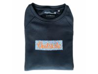 Outsole Premium Box Logo Sweater Atmos Safari 1 200x150 - Premium Outsole Safari Sweater
