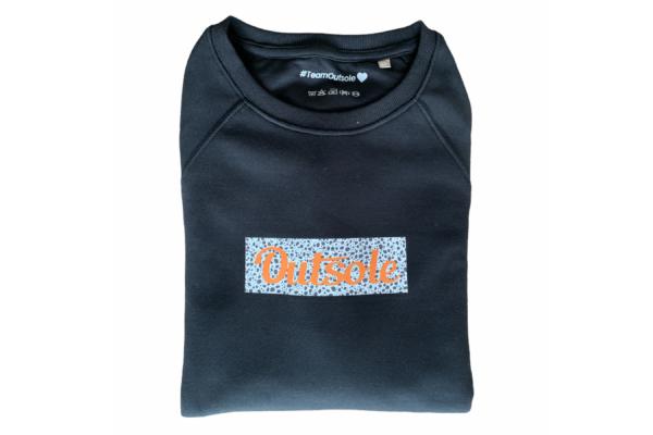 Outsole Premium Box Logo Sweater Atmos Safari 1 600x400 - Premium Outsole Safari Sweater