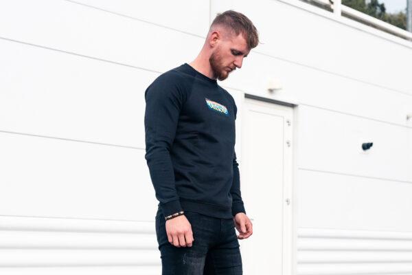 Outsole Premium Box Logo Sweater Sean Wotherspoon 4 600x400 - Premium Outsole Wotherspoon Sweater