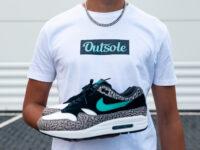 Outsole Premium Box Logo T Shirt Atmos Elephant 3 200x150 - Premium Outsole Elephant T-shirt