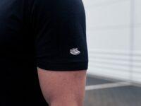 Outsole Premium Box Logo T Shirt Atmos Safari 200x150 - Premium Outsole Safari T-shirt