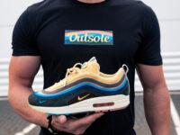 Outsole Premium Box Logo T Shirt Sean Wotherspoon 200x150 - Premium Outsole Wotherspoon T-shirt