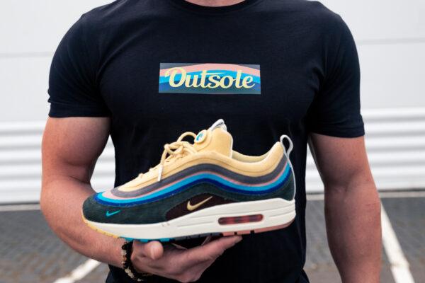 Outsole Premium Box Logo T Shirt Sean Wotherspoon 600x400 - Premium Outsole Wotherspoon T-shirt