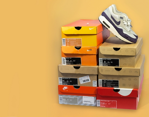 Outsole Nike Air Max 1 collections exclusive limited sneakers - Outsole