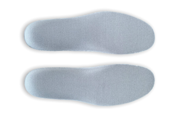 Outsole insoles for Nike sneakers air max dunk jordan GREY 3 600x391 - Binnenzolen voor Nike sneakers - Grijs