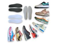 Outsole insoles for Nike sneakers air max dunk jordan air force 200x150 - Binnenzolen voor Nike sneakers - Grijs